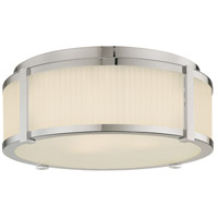 Sonneman Roxy 3 Light Pendant in Polished Nickel 4355.35