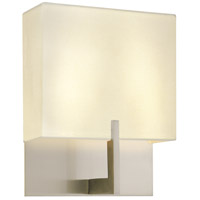 Staffa 2 Light 8 inch Satin Nickel Sconce Wall Light