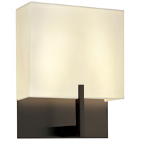 Sonneman Lighting Staffa Warm Contemporary Wall Sconce in Bronze 4430.30