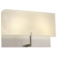 Sonneman Staffa 4 Light Sconce in Satin Nickel 4431.13