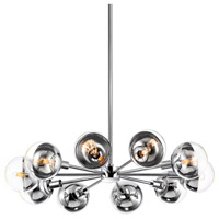 Sonneman Orb 10 Light Pendant in Polished Chrome 4598.01H