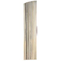 Paramount 2 Light 7 inch Polished Nickel ADA Sconce Wall Light