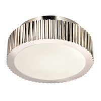 Sonneman Paramount 2 Light Pendant in Polished Nickel 4628.35