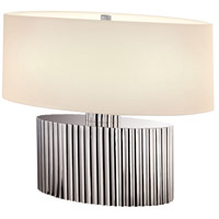 Sonneman Paramount 2 Light Table Lamp in Polished Nickel 4633.35