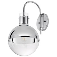 Sonneman Apollo 1 Light Sconce in Polished Chrome 4780.01