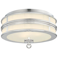 Sonneman Lighting Shanghai 3 Light Surface Mount in Polished Nickel 4894.35