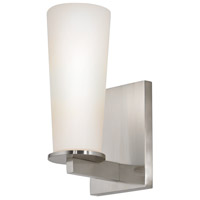 Sonneman High Line 1 Light Sconce in Satin Nickel 4920.13