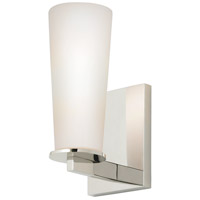 Sonneman High Line 1 Light Sconce in Polished Nickel 4920.35
