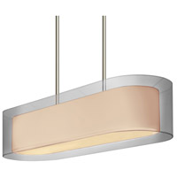Sonneman Puri 4 Light Pendant in Satin Nickel 6023.13