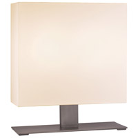 Sonneman Lighting Mitra 2 Light Table Lamp in Black Brass 7021.51F photo thumbnail