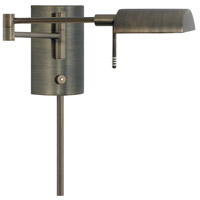 Sonneman D-Lite 1 Light Sconce in Europa Bronze 7030.29