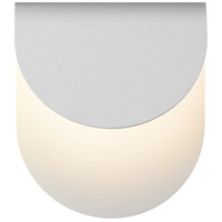 Sonneman Inside-Out Cape - LED Sconce - Textured White Finish 7232.98-WL