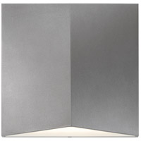 Sonneman Inside-Out Ridgeline - LED Sconce - Textured Gray Finish 7234.74-WL