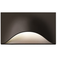 Sonneman Inside-Out Tides Low - LED Sconce - Textured Bronze Finish 7236.72-WL