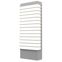 Sonneman 7415.74-WL Tawa LED 8 inch Textured Gray ADA Sconce Wall Light