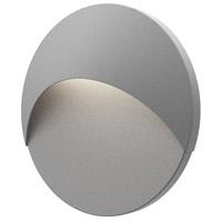 Sonneman 7460.74-WL Ovos LED 10 inch Textured Gray ADA Sconce Wall Light