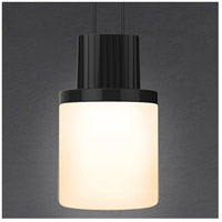 Suspenders LED 118 inch Satin Black Modular Pendant Composition Ceiling Light
