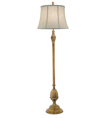 Stiffel FL-6720X-A855-PHB Signature 67 inch 150 watt Polished Honey Brass Floor Lamp Portable Light photo