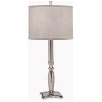 Stiffel BL-6676-PN Signature 25 inch 150 watt Polished Nickel Buffet Table Lamp Portable Light