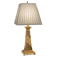 Stiffel TL-6507-FG Signature 30 inch 150 watt French Gold Table Lamp Portable Light