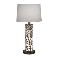Stiffel TL-6667-LCB-ACR-OB Ellie 29 inch 150.00 watt Oil Rubbed Bronze/Opal Acrylic Table Lamp Portable Light