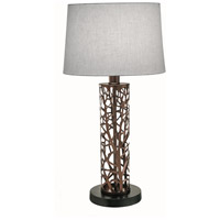 Stiffel TL-6667-LCB-OB Ellie 29 inch 150.00 watt Oil Rubbed Bronze Table Lamp Portable Light