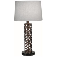 Stiffel TL-6667-LCC-OB Ellie 29 inch 150.00 watt Oil Rubbed Bronze Table Lamp Portable Light
