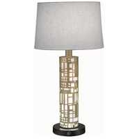 Stiffel TL-6667-LCR-ACR-OCB Ellie 29 inch 150.00 watt Oculux Bronze/Opal Acrylic Table Lamp Portable Light