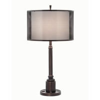 Stiffel TL-6667-N7685-OB Signature 30 inch 150 watt Oxidized Bronze Table Lamp Portable Light