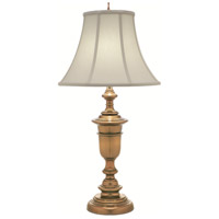 Stiffel TL-A589-A644-AB Signature 33 inch 150 watt Antique Brass Table Lamp Portable Light