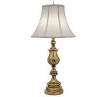 Stiffel TL-K6059-A671-BB Signature 33 inch 150 watt Burnished Brass Table Lamp Portable Light