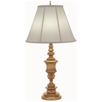 Stiffel TL-K6119-A617-UBR Signature 32 inch 150 watt Umbered Brass Table Lamp Portable Light