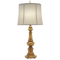 Stiffel TL-N6086-AC9821-AB Signature 33 inch 150 watt Antique Brass Table Lamp Portable Light