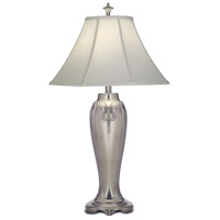 Stiffel Signature 1 Light Table Lamp in Antique Nickel TL-N7346-AN