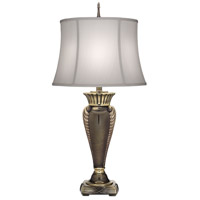 Stiffel Signature 1 Light Table Lamp in Roman Bronze Tl-N8704-RB