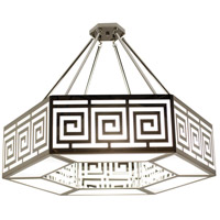 Stonegate SARGP01MB-PC Argos 6 Light 31 inch Polished Chrome Pendant Ceiling Light