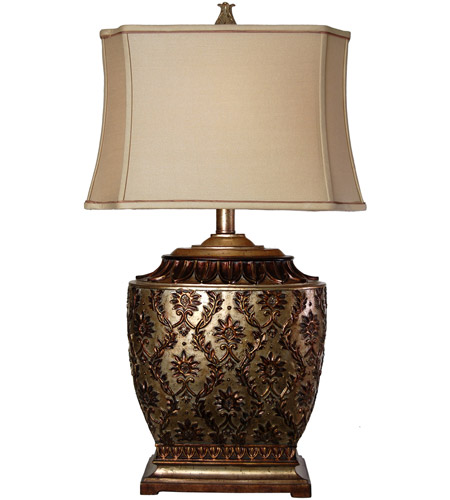 Trim Material Fabric Table Lamps