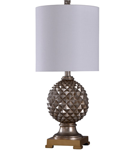 Antique White Table Lamps