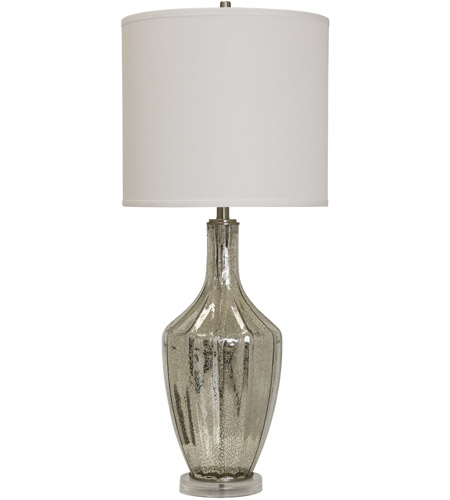 StyleCraft Home Collection L311601DS Signature 37 inch 150 watt Mercury Table Lamp Portable Light photo thumbnail