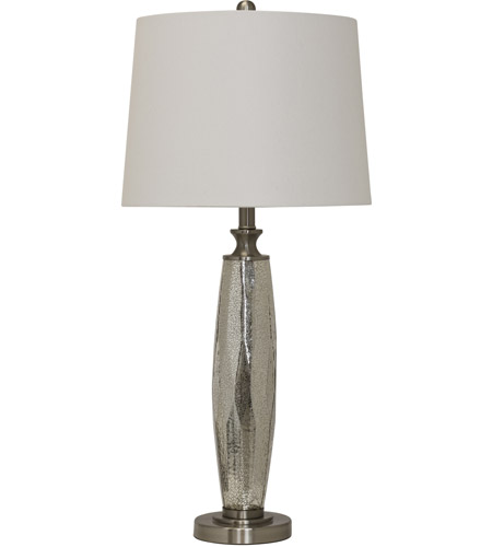 StyleCraft Home Collection L311658DS Signature 32 inch 150 watt Mercury Table Lamp Portable Light photo thumbnail