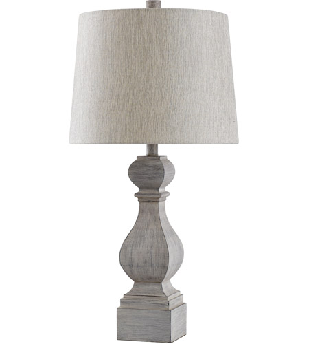 StyleCraft Home Collection Poly Table Lamps