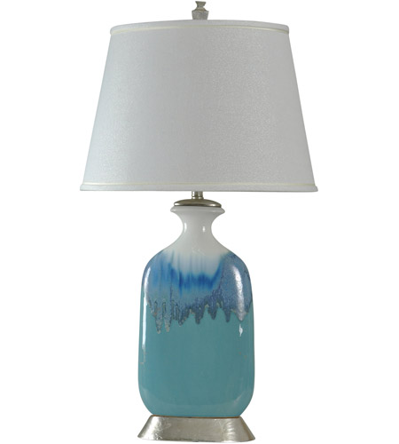 Blue and White Glaze Table Lamps