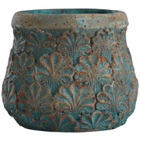 StyleCraft Home Collection AC51115DS Tenbury Turquoise Concrete Accessory