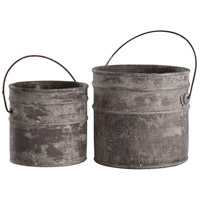 StyleCraft Home Collection AC521117DS Onley Onley Gray Bucket