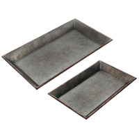 Signature Grey Tray