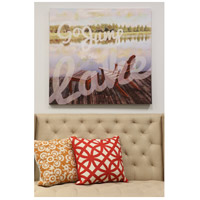 Signature Multiclolored Wall Art