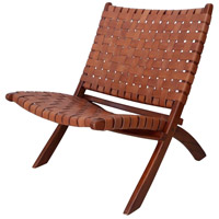 Signature Cognac Chair