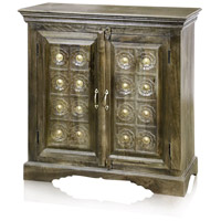 Signature Natural Honey Cabinet