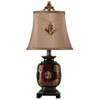 Signature 22 inch 40 watt Maximus Bronze Table Lamp Portable Light