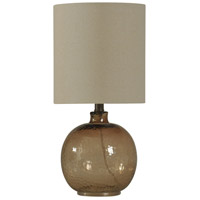 StyleCraft Home Collection Amber Table Lamps